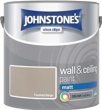 Johnstones Toasted Beige Coloured Emulsion